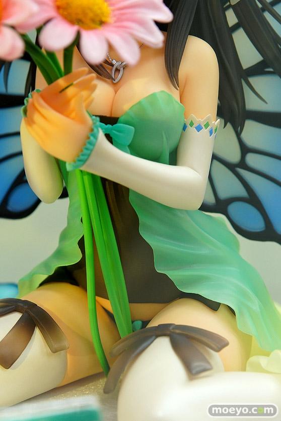 コトブキヤの4-Leaves Tony'sヒロインコレクション 雛菊の妖精 デイジーの新作フィギュアPVCサンプル画像09