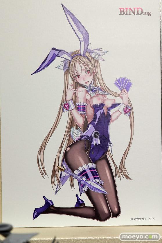 BINDingの魔法少女シリーズ 佐々木さん バニーver.の監修中原型画像14