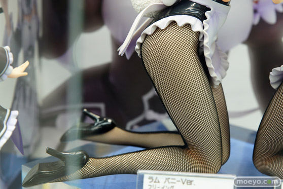 フリーイングのB-STYLE Re:ゼロから始める異世界生活 レム ラム バニーVer.の新作フィギュアPVCサンプル画像06