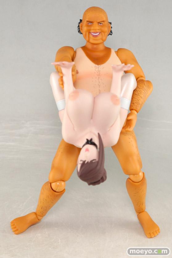ダイキ工業のおやじ スク水日焼けver.の新作アダルトフィギュア彩色サンプル画像32