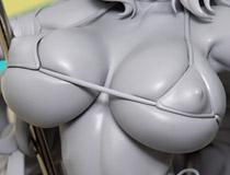 ロケットボーイ新作フィギュア「アネットさん」監修中原型が展示!【WF2018冬】