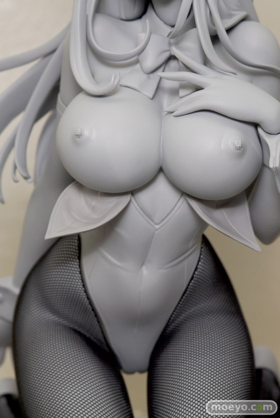 BINDingの赤兎さん 西E田の新作アダルトフィギュア原型画像07