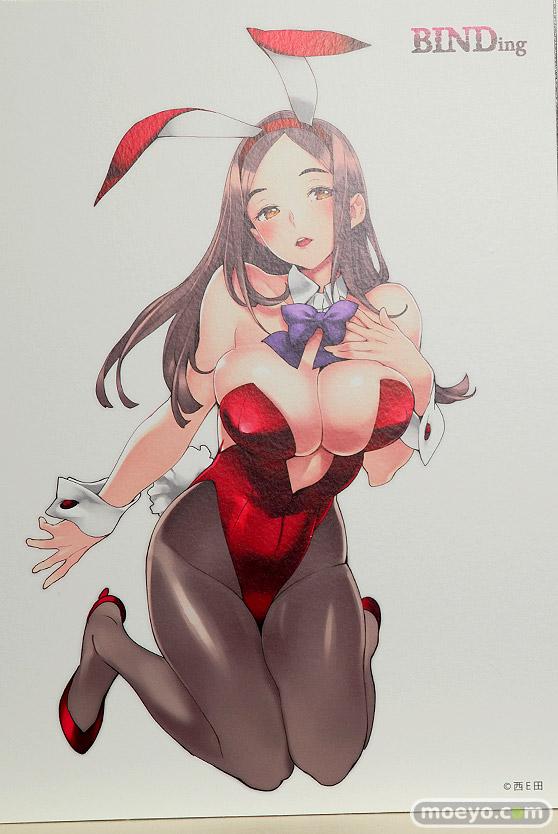 BINDingの赤兎さん 西E田の新作アダルトフィギュア原型画像11