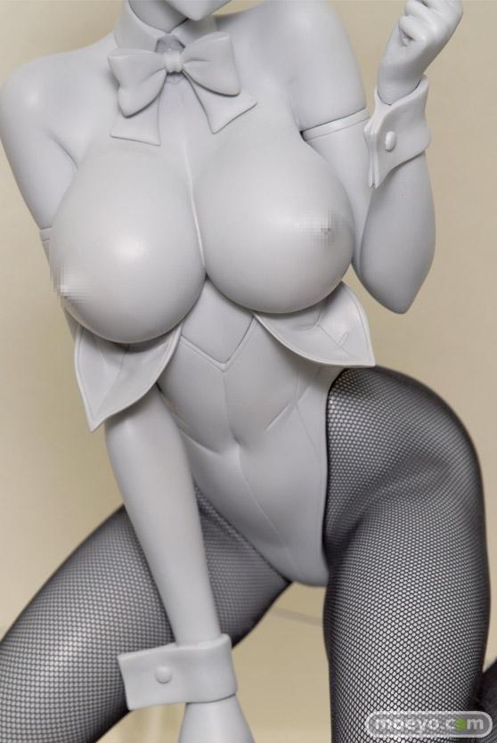 BINDingの黒兎さん 西E田の新作アダルトフィギュア原型画像07