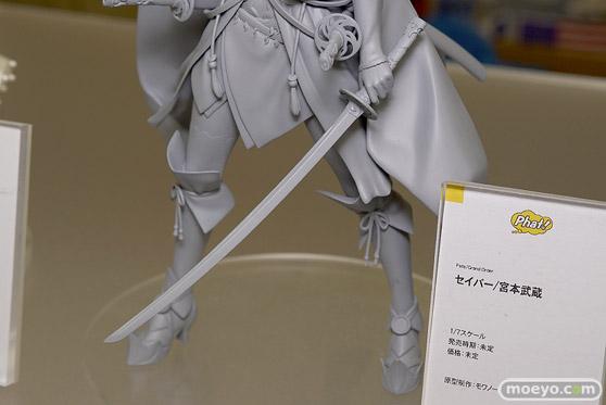 ファット・カンパニーのFGO セイバー/宮本武蔵の新作フィギュア原型画像09
