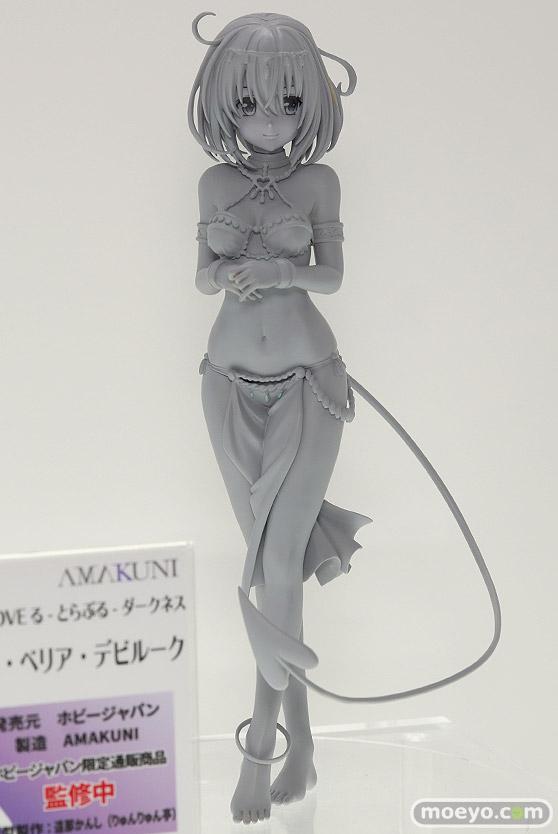 ホビージャパンのTo LOVEる-とらぶる-ダークネス モモ・ベリア・デビルークの新作フィギュア原型画像02