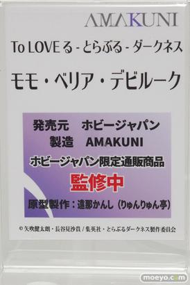 ホビージャパンのTo LOVEる-とらぶる-ダークネス モモ・ベリア・デビルークの新作フィギュア原型画像12