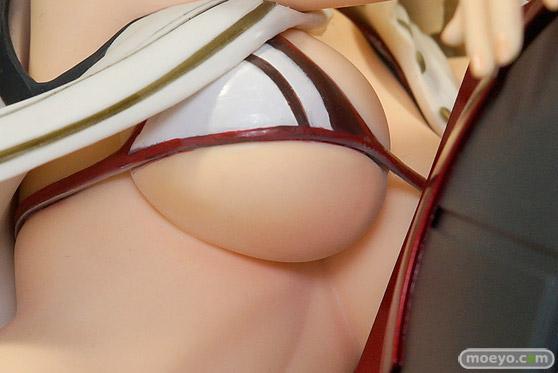 アルファマックスのゴッドイーター2 アリサ・イリーニチナ・アミエーラ 白水着ver.の新作フィギュア彩色サンプル撮りおろし画像18