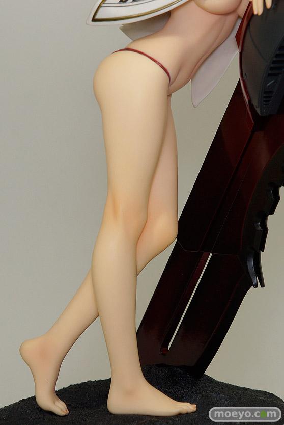 アルファマックスのゴッドイーター2 アリサ・イリーニチナ・アミエーラ 白水着ver.の新作フィギュア彩色サンプル撮りおろし画像20