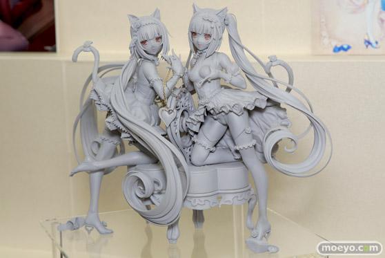 ネイティブのネコぱら バニラ&ショコラの新作アダルトフィギュア原型画像04