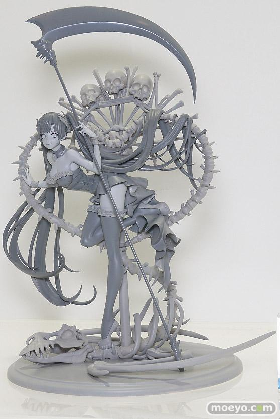 マイルストンのMaosouHouse タナフ 夜の魔女 リリス の新作フィギュア原型画像01