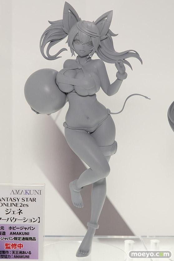 ホビージャパンのPHANTASY STER ONLINE2es ジェネ【サマーバケーション】の新作フィギュア原型画像01