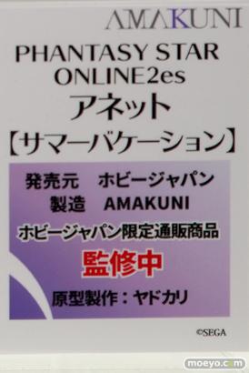 ホビージャパンのPHANTASY STER ONLINE2es アネット【サマーバケーション】の新作フィギュア原型画像10