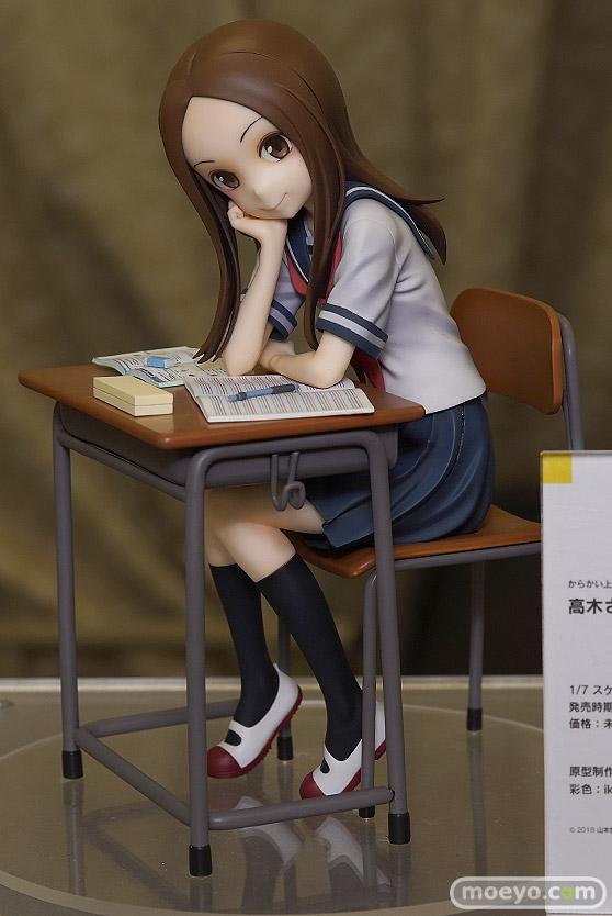 ファット・カンパニーのからかい上手の高木さん 高木さんの新作フィギュア彩色サンプル画像01