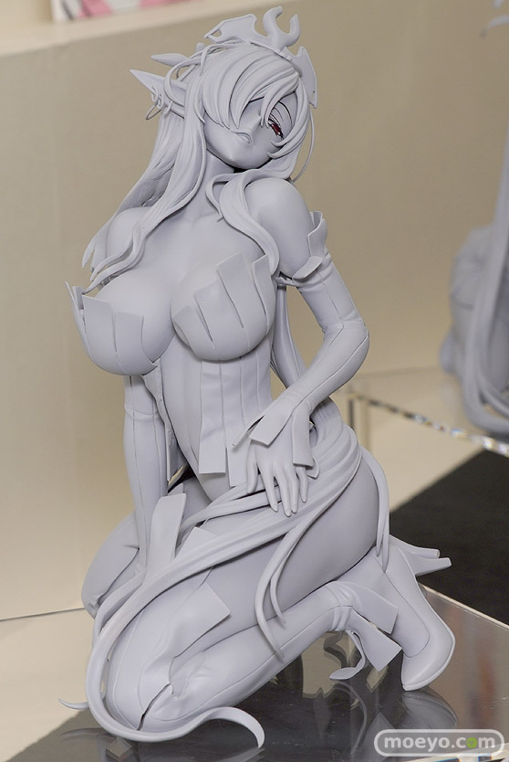 BINDingの黒獣~気高き聖女は白濁に染まる~ オリガ・ディスコルディアの新作アダルトフィギュア原型画像05