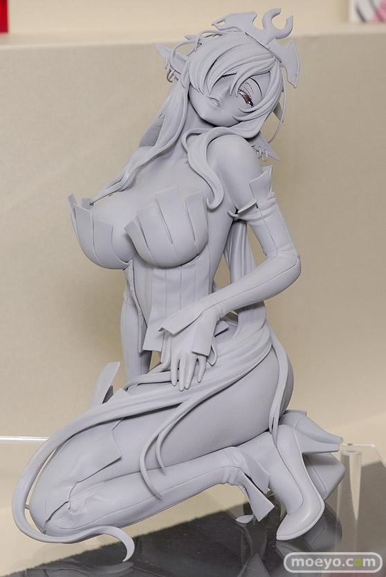 BINDingの黒獣~気高き聖女は白濁に染まる~ オリガ・ディスコルディアの新作アダルトフィギュア原型画像06