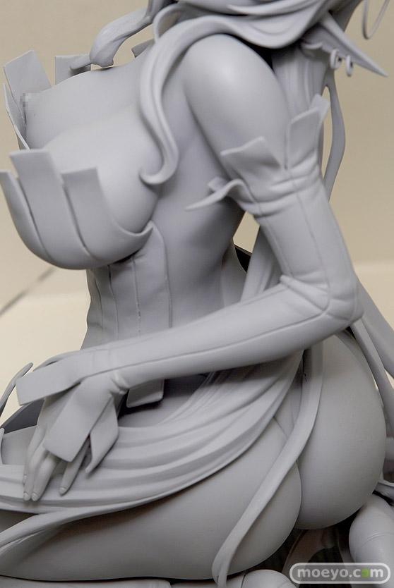 BINDingの黒獣~気高き聖女は白濁に染まる~ オリガ・ディスコルディアの新作アダルトフィギュア原型画像11