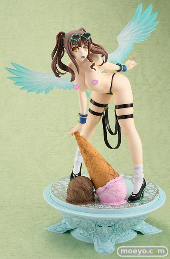 ホビージャパンの七つの美徳 ラファエル~節制の像の新作フィギュア彩色サンプル画像09