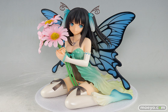 コトブキヤの4-Leaves Tony'sヒロインコレクション 雛菊の妖精 デイジーの新作フィギュア製品版画像01