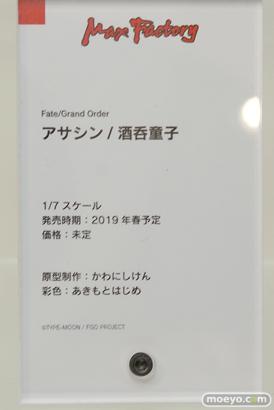 ワンホビギャラリー 2018 SPRING 新作フィギュア展示の様子48