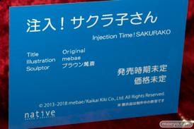 ネイティブ グループ合同展示会 エロホビ 新作フィギュア展示の様子61