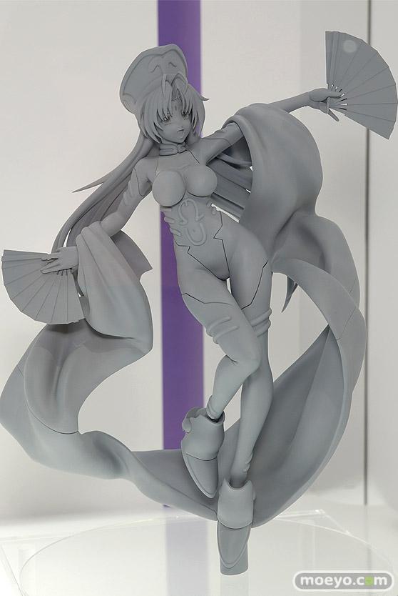 ホビージャパンの覇穹 封神演義 妲己の新作フィギュア原型画像02