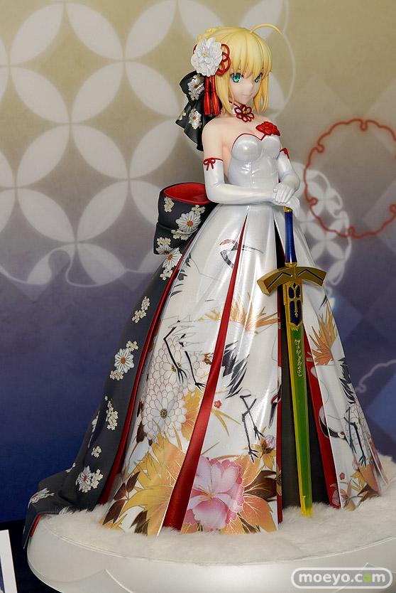 アルターのFate/stay night セイバー 着物ドレスVer.の新作フィギュア彩色サンプル画像02