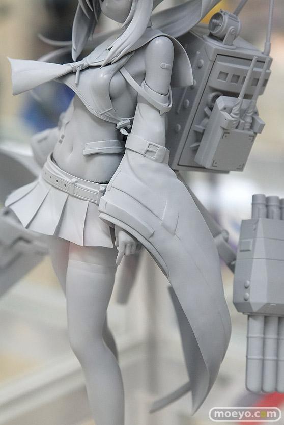 プルクラのアズールレーン 綾波改の新作フィギュア原型画像10