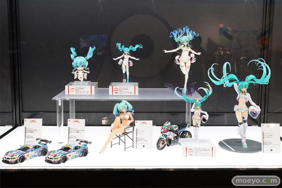 初音ミクGTプロジェクト10周年展示会 会場の様子25