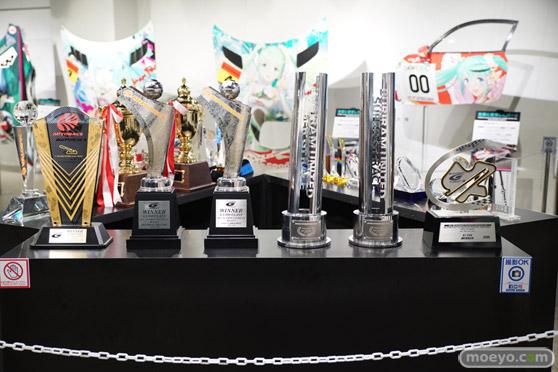 初音ミクGTプロジェクト10周年展示会 会場の様子31