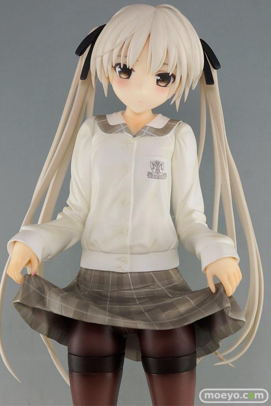 アルファマックスのヨスガノソラ 春日野穹 制服ver.の新作フィギュア製品版画像09