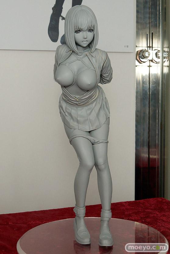 マジックバレットの誉 艶姿の新作アダルトフィギュア原型画像01