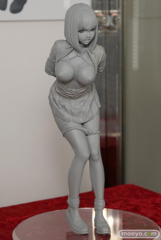マジックバレットの誉 艶姿の新作アダルトフィギュア原型画像02