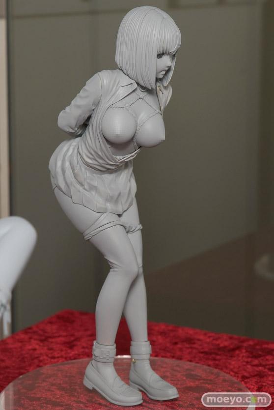 マジックバレットの誉 艶姿の新作アダルトフィギュア原型画像03