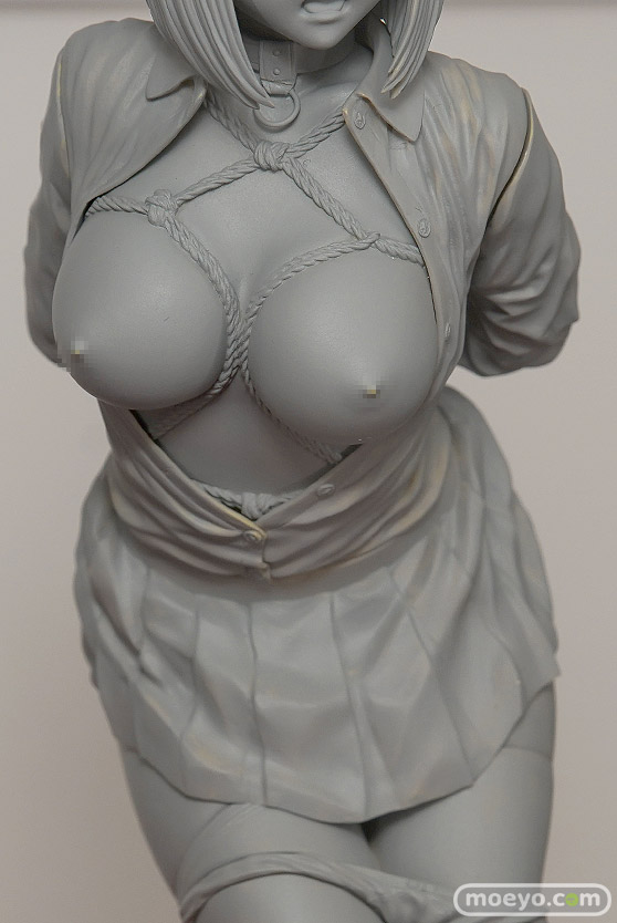 マジックバレットの誉 艶姿の新作アダルトフィギュア原型画像10