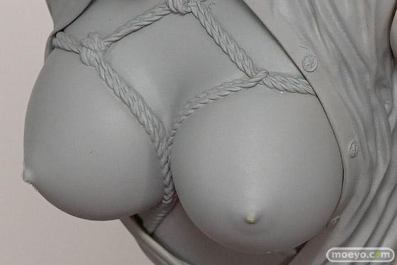 マジックバレットの誉 艶姿の新作アダルトフィギュア原型画像12