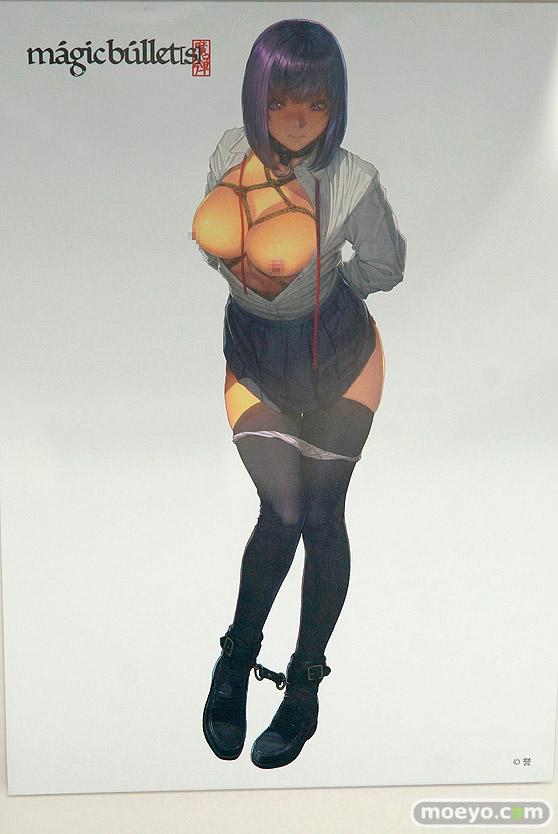 マジックバレットの誉 艶姿の新作アダルトフィギュア原型画像18