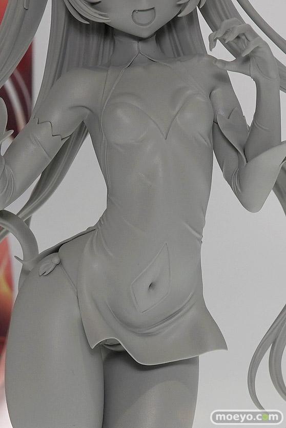 ホビージャパンの褐色チャイナ娘(仮)の新作フィギュア原型画像07