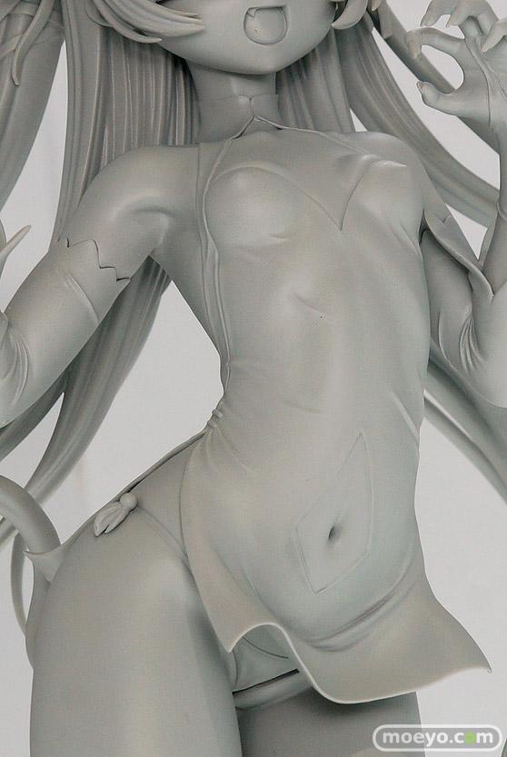 ホビージャパンの褐色チャイナ娘(仮)の新作フィギュア原型画像08