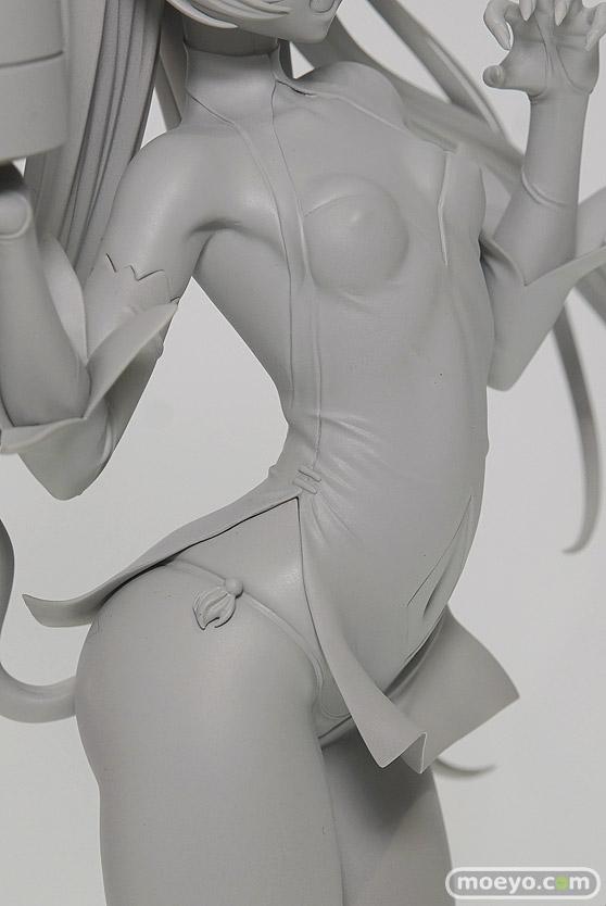 ホビージャパンの褐色チャイナ娘(仮)の新作フィギュア原型画像09