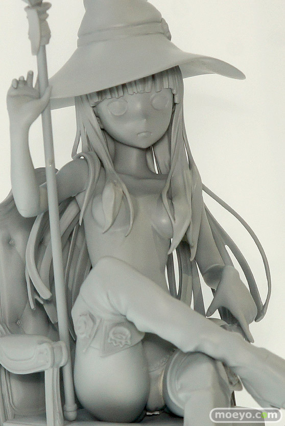 ホビージャパンのランス10 魔想志津香の新作フィギュア原型画像09