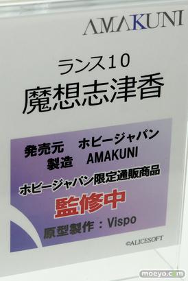 ホビージャパンのランス10 魔想志津香の新作フィギュア原型画像13