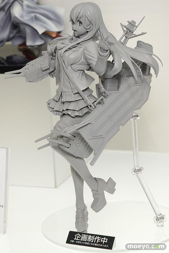 マックスファクトリーの艦隊これくしょん-艦これ- 鈴谷改二の新作フィギュア原型画像04