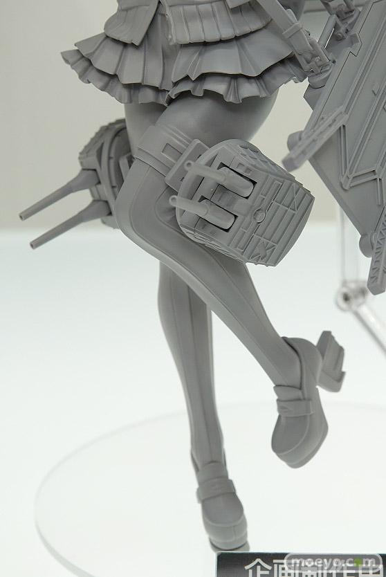 マックスファクトリーの艦隊これくしょん-艦これ- 鈴谷改二の新作フィギュア原型画像09