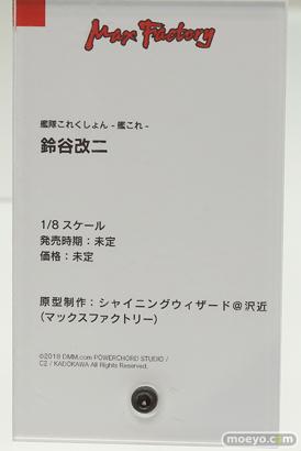 マックスファクトリーの艦隊これくしょん-艦これ- 鈴谷改二の新作フィギュア原型画像11