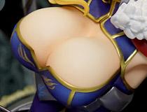グッドスマイルカンパニー新作フィギュア「Fate/Grand Order ランサー/アルトリア・ペンドラゴン」監修中原型が展示!【ワンホビG】