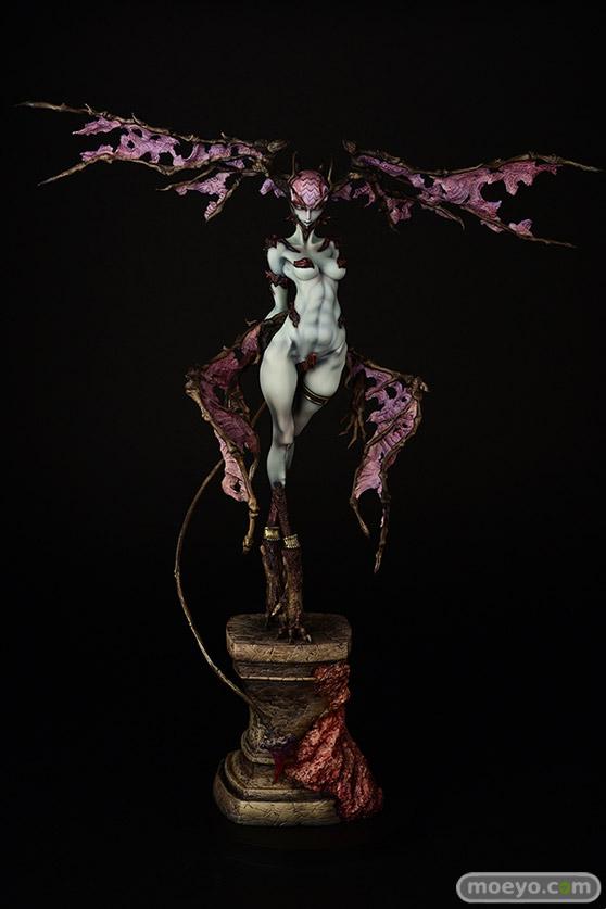 オルカトイズのデビルマンレディー~The Extreme Devil~の新作フィギュア彩色サンプル画像01