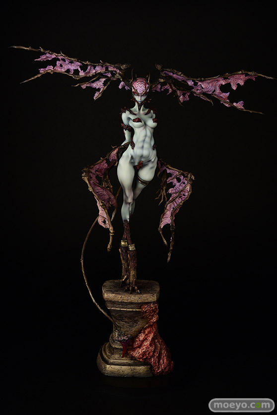 オルカトイズのデビルマンレディー~The Extreme Devil~の新作フィギュア彩色サンプル画像02