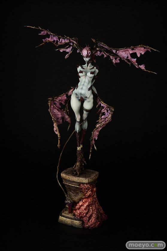 オルカトイズのデビルマンレディー~The Extreme Devil~の新作フィギュア彩色サンプル画像03
