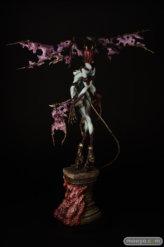 オルカトイズのデビルマンレディー~The Extreme Devil~の新作フィギュア彩色サンプル画像06